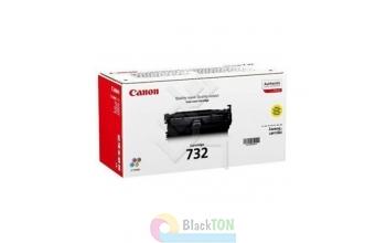 Заправка картриджа Canon 732 Yellow
