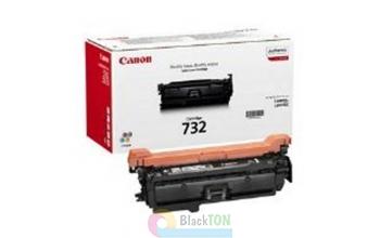 Заправка картриджа Canon 732 Black