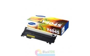 Заправка картриджа Samsung CLT-Y404S yellow