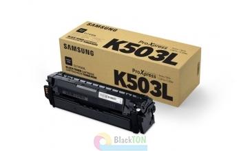 Оригинальный Картридж Samsung CLT-K503L Black