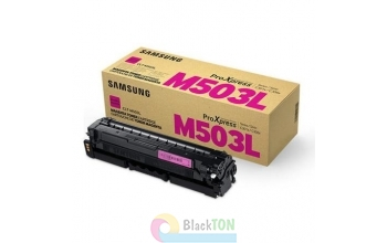 Картридж Samsung CLT-M503L Magenta