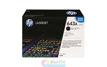 Заправка картриджа HP 643A black Q5950A