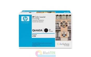 Заправка картриджа HP 644A black Q6460A