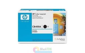 Заправка картриджа HP 642A black CB400A