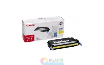 Заправка картриджа Canon 711 yellow