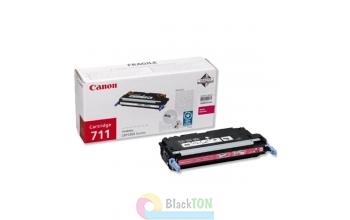 Заправка картриджа Canon 711 magenta