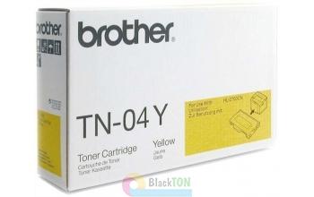 Оригинальный Картридж Brother TN-04Y Yellow
