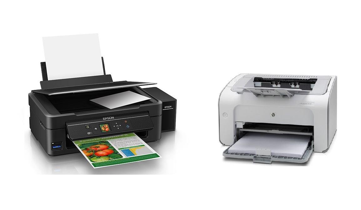На каком принтере лучше печатать фотографии на лазерном или струйном