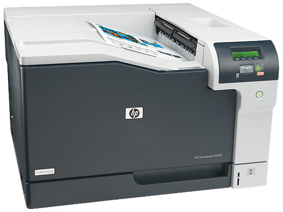 Обзор HP Color LaserJet